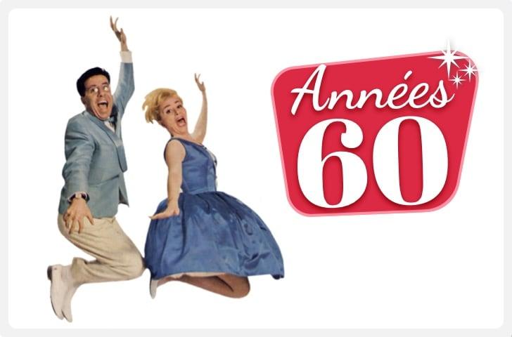 Années 60